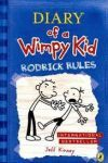 DIARY OF A WIMPY KID 2. RODDRICK RULES