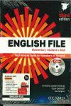 ENGLISH FILE ELEMENTARY  PACK 3 ED. 2012  STUDENT´S BOOK + WORKBOOK WITH KEY PACK 3 ED. 2012