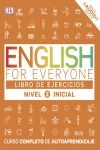 LIBRO DE EJERCICIOS NIVEL 2 INICIAL (ENGLISH FOR EVERYONE)