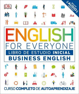 BUSINESS ENGLISH - NIVEL  INICIAL. LIBRO DE ESTUDIO