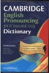 CAMBRIDGE ENGLISH PRONOUNCING DICTIONARY  CD