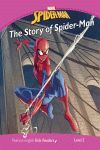 LEVEL 2: MARVEL´S THE STORY OF SPIDER-MAN.