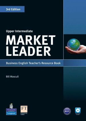 MARKET LEADER 3RD EDITION UPPER INTERMEDIATE TEACHER'S RESOURCE BOOK AND TEST MA