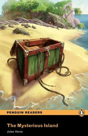 PENGUIN READERS 2: MYSTERIOUS ISLAND, THE BOOK & MP3 PACK