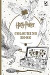 HARRY POTTER COLOURING BOOK.