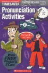 TIMESAVER PRONUNCIATION ACTIVITIES (+AUDIO CD)   ELEMENTARY-INTERMEDIATE photocopiable