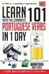 LEARN 101 PORTUGUESE VERBS IN 1 DAY