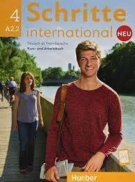 SCHRITTE INTERNATIONAL NEU 4 KB+AB+CD-AUDIO.