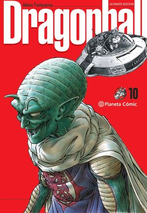 DRAGON BALL ULTIMATE Nº 10/34