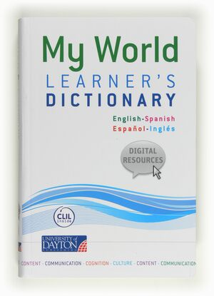 MY WORLD LEARNER´S DICTIONARY 12