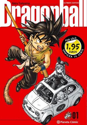 PS DRAGON BALL Nº 01 1,95