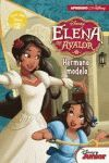 ELENA DE AVALOR. HERMANA MODELO (LEO CON DISNEY NIVEL 2)