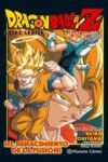 DRAGON BALL Z ANIME COMIC ¡EL RENACER DE LA FUSIÓN! GOK? Y VEGETA!