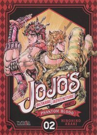 JOJO´S BIZARRE ADVENTURE PARTE 1: PHANTOM BLOOD 02