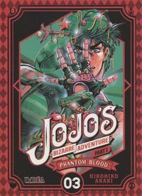 JOJO´S BIZARRE ADVENTURE PARTE 1: PHANTOM BLOOD 03
