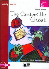 CANTERVILLE GHOST+ CD PRIMaria  level 5 earlyreads