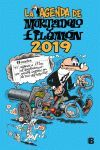 LA AGENDA DE MORTADELO Y FILEMON  2019