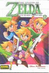 LEGEND OF ZELDA 8 FOUR SWORDS ADVENTURES VOL 1