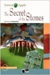 SECRET OF THE STONES (+CD)/GREEN APPLE STARTER