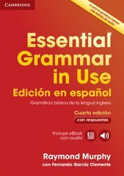 ESSENTIAL GRAMMAR IN USE SPANISH 4ºED KEY/INTERACTIVE