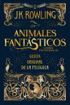 ANIMALES FANTASTICOS Y DONDE ENCONTRARLOS . GUION