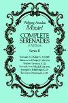 SERENATAS COMPLETAS VOL.2 (FULL SCORE) MOZART W.A. DOVER ORQUESTA