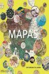 MAPAS  ( EXPLORANDO EL MUNDO )