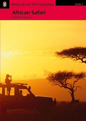 AFRICAN SAFARI BOOK AND MP3 PACK