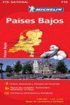 MAPA PAÍSES BAJOS (715)