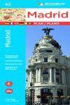 MADRID (PLANO). PLEGABLE 42