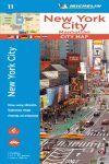 PLANO PLEGABLEE NEW YORK CITY MANHATTAN