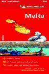 MAPA NATIONAL MALTA