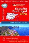 MAPA NATIONAL ESPAÑA- PORTUGAL ALTA RESISTENCIA 2020