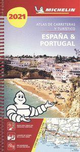 ATLAS ESPAÑA & PORTUGAL 2021