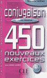 CONJUGAISON NIVEAU DEBUTANT 450 NOUVEAUX EXERCISES