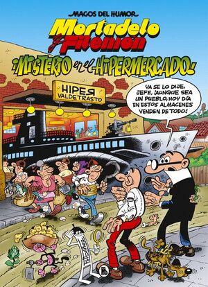 MISTERIO EN EL HIPERMERCADO (MAGOS DEL HUMOR 205)