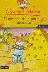 MISTERIO PIRAMIDE QUESO 17 GERONIMO STILTON