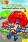 PAT EL CARTERO. CUADERNO DE ACTIVIDADES: NUMEROS