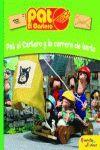 PAT EL CARTERO Y LA CARRERA DE KARTS