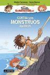 CONTRA LOS MONSTRUOS MARINOS (LOS SIETE CAVERNICOLAS, 4)