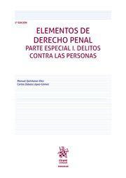 ELEMENTOS DE DERECHO PENAL