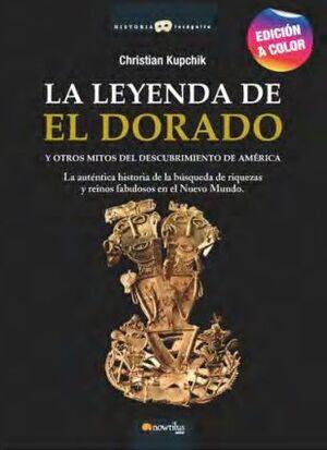 LA LEYENDA DE EL DORADO N. E. COLOR