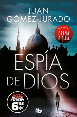 ESPIA DE DIOS (BOOK FRIDAY)