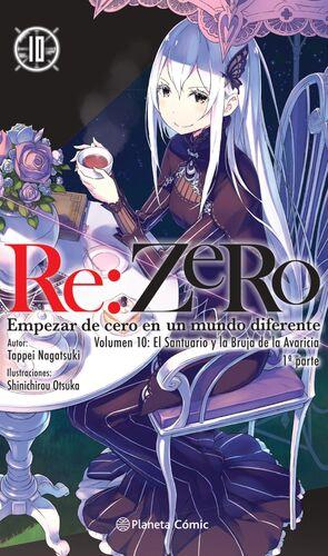 RE:ZERO Nº 10 (NOVELA)