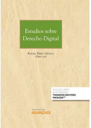 ESTUDIOS SOBRE DERECHO DIGITAL DUO