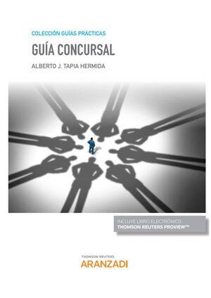 GUÍA CONCURSAL (PAPEL + E-BOOK)