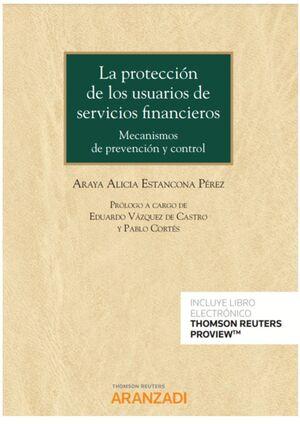 PROTECCION DE LOS USUARIOS DE SERVICIOS FINANCIEROS DUO,LA