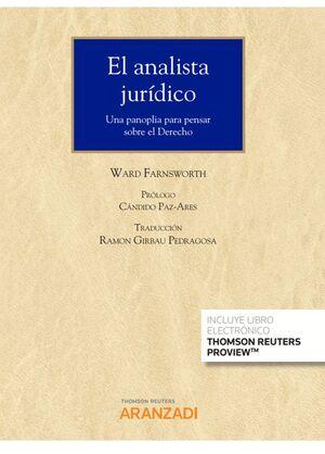 EL ANALISTA JURÍDICO (PAPEL + E-BOOK)