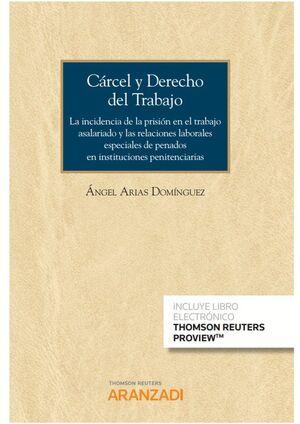 CÁRCEL Y DERECHO DEL TRABAJO   (PAPEL + E-BOOK)