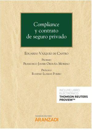 COMPLIANCE Y CONTRATO DE SEGURO PRIVADO (DÚO)